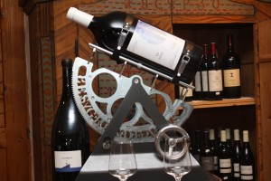 Bild der Dekantierhilfe Les Grand Vins